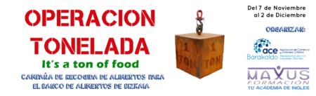 Operación Tonelada 2016