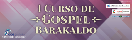 I  Curso  de  Gospel  en  Barakaldo