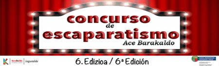 VI Concurso de Escaparatismo Ace Barakaldo