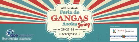 FERIA DE GANGAS CON SWING