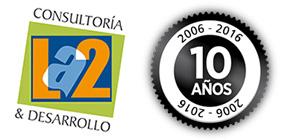 LOGO-la2-consultoria-sello