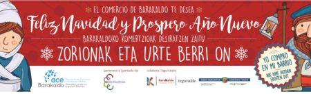 NAVIDAD  CON  EL  COMERCIO  DE  BARAKALDO