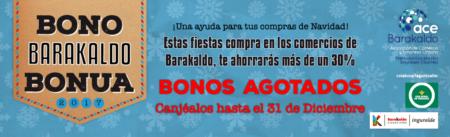 Adhesión al Bono Barakaldo2017