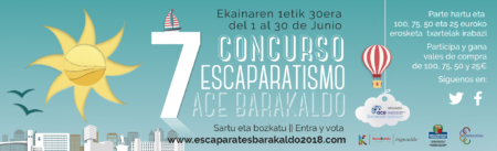 VII  Concurso de Escaparatismo AceBarakaldo