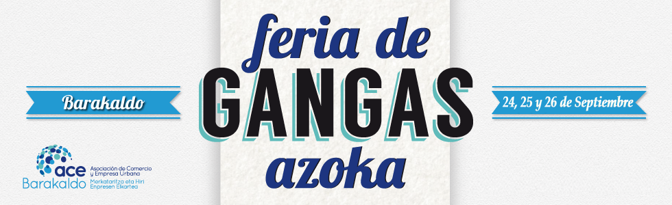 gangas septiembre 2019 banner