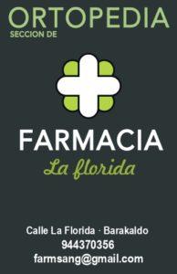 FARMACIA LA FLORIDA