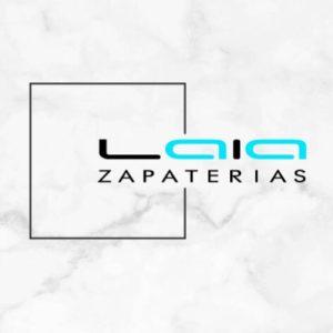 logo zapateria laia