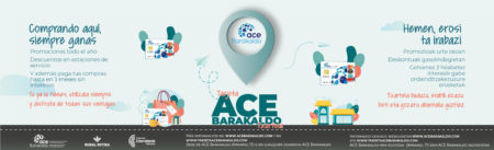 PROMOCIONES 2021 TARJETA ACE BARAKALDO